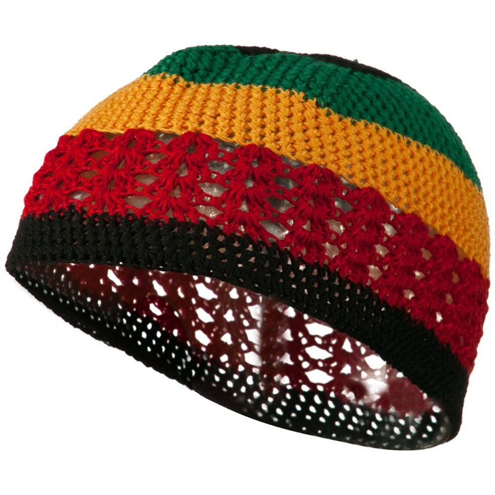 Cotton Kufi Cap - African - Hats and Caps Online Shop - Hip Head Gear