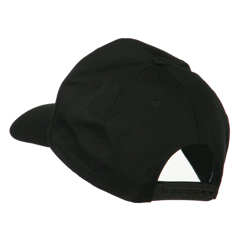 Army Circular Shape Embroidered Military Patch Cap - 1st - Hats and Caps Online Shop - Hip Head Gear