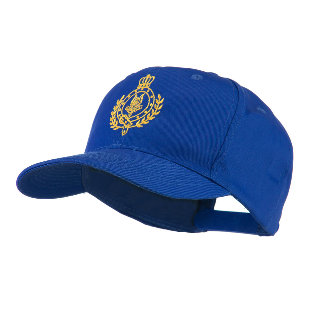 Canadian Air Force Badge Outline Embroidered Cap - Royal - Hats and Caps Online Shop - Hip Head Gear