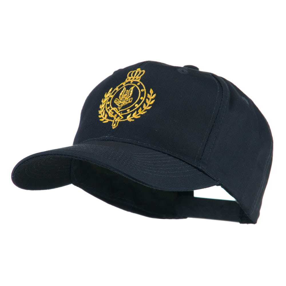 Canadian Air Force Badge Outline Embroidered Cap - Navy - Hats and Caps Online Shop - Hip Head Gear