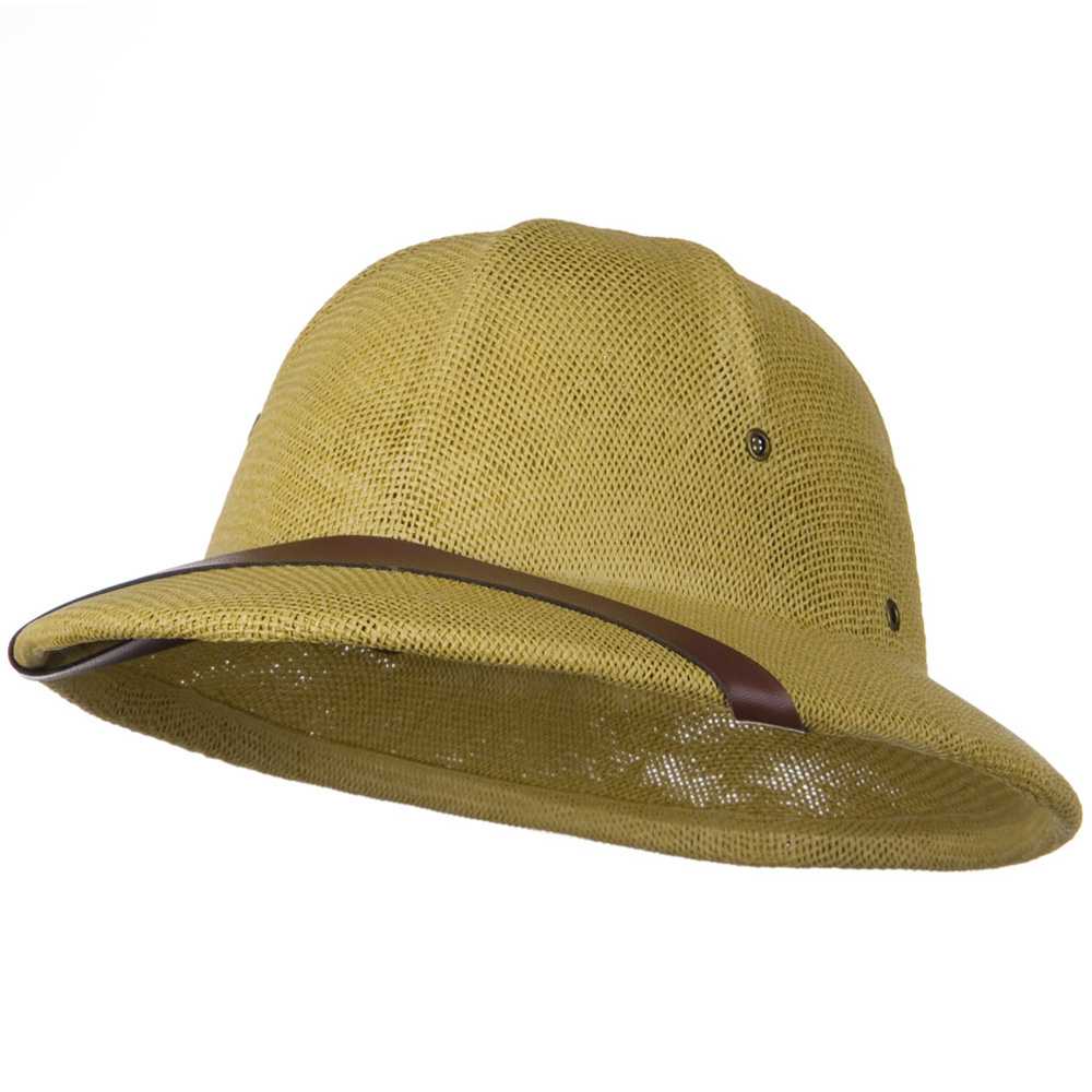 Child Pith Helmet - Tan - Hats and Caps Online Shop - Hip Head Gear
