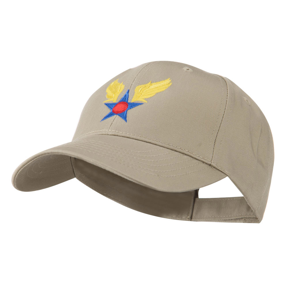 Army Air Corps Military Embroidered Cap - Khaki - Hats and Caps Online Shop - Hip Head Gear
