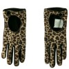 Glove - Women's Cheetah Texting Glove