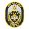 Patch - USS CG DDG Twisted Rope Patches