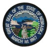 Patch - Mid State Seal Embroidered Patch