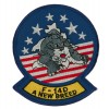 Patch - US Navy Circular Large Patch