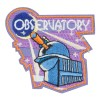 Patch - Observatory Embroidered Patches