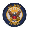 Patch - Navy Logo Patches