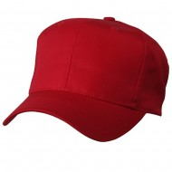 Pro Style(06) Twill Cap-Red