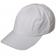 Normal Dyed Cap (02)-White