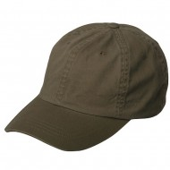 Normal Dyed Caps (02)-Olive