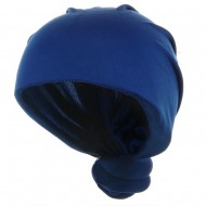 Handmade Knotted Wrap-Royal