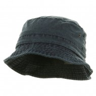 Youth Washed Hat-Navy