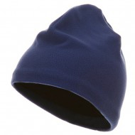 Polyester Lining Fleece Beanie - Royal