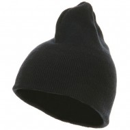 Cotton Classic All Ages Beanie - Navy