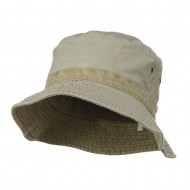 Youth Reversible Hats - Putty Khaki