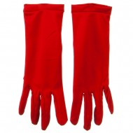 Nylon Glove - Red