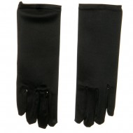 9 inch Glove Nylon Stretch - Black