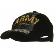 US Army Solid Cotton Cap - Strong