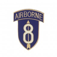 US Army Airborne Cloisonne Military Pins - M264