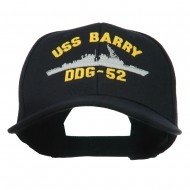 USS Navy Arleigh Burke Class Destroyer Military Cap - DDG52
