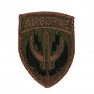 Air Borne Embroidered Military Patch - Air Borne