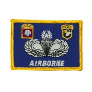Air Borne Embroidered Military Patch - Air Borne 3