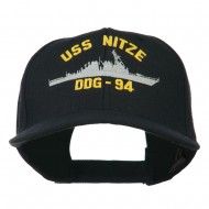 USS Navy Arleigh Burke Class Destroyer Military Cap - DDG94