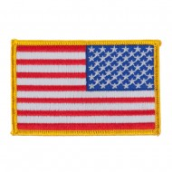 American Flag Patch - Reverse