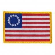 American Flag Patch - Betsyrose
