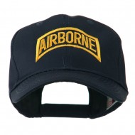 Air Force Unit of Airborne Embroidered Cap - Navy