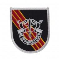 Army Shield Shape Embroidered Military Patch - Special Force
