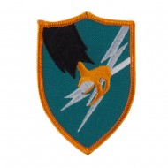 Army Shield Shape Embroidered Military Patch - Army