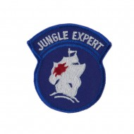 U.S Army Embroidered Military Patch - Jungle