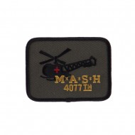 U.S Army Embroidered Military Patch - mash