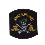 U.S Army Embroidered Military Patch - Special Force