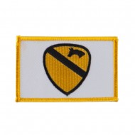 U.S Army Embroidered Military Patch - 1st Cavalry