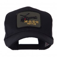 US Army Embroidered Military Patch Cap - mash