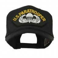 Air Bourne Military Large Patched Cap - US Paratrooper