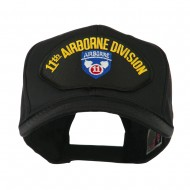 Air Bourne Military Large Patched Cap - 11th Air