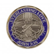 Bible Verses Coins - Everlasting
