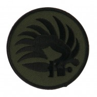 Combined Forces Embroidered Military Patch - French Metro