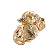 Cloisonne Military Pins - Gold