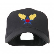 Army Air Corps Military Embroidered Cap - Navy