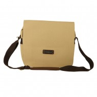 Water Resistant Computer and iPad Bag - Khaki