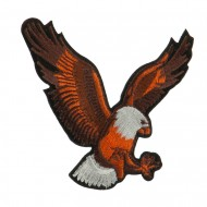 Eagle Embroidered Military Patch - Eagle 5