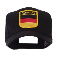 Europe Flag Shield Patch Cap - Germany