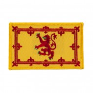 Europe Flag Embroidered Patches - Scotland