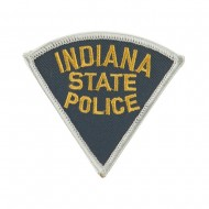 Eastern State Police Embroidered Patches - IN State