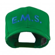 Emergency Medical Services Embroidered Cap - Kelly Green